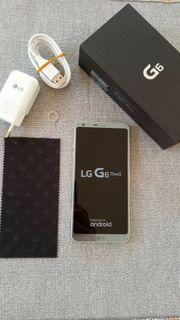 LG G6 Platinum Smartphone inkl