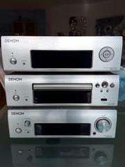 DENON Mini-Anlage F109 Receiver CP-