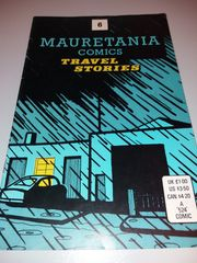 Mauretania Comics Travel Stories Nr