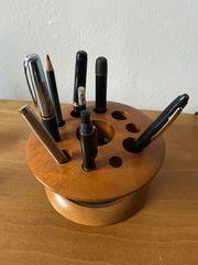 Stiftehalter ohne Stifte hochwertig aus