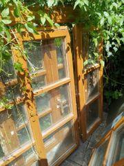 Sprossenfenster Holz