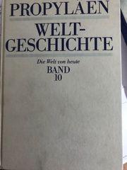 Propyläen Weltgeschichte - alle 10 Bände