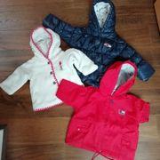 Winter Jacken Mädchen Größe 68