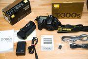 Nikon D300S MBD10 Griff - TOP