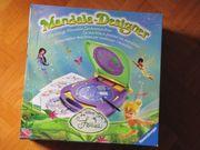 Mandala-Designer Disney Fairies Tinkerbell