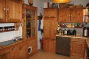 Echtholz-Küche