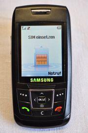 Samsung Handy SGH-E250
