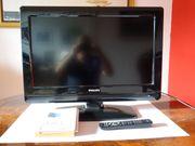 Flachbildfernseher 26 Zoll Philips Modell