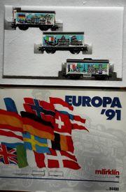 Märklin 84488 Wagenset Europa 91