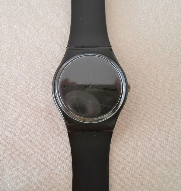 Swatch Uhr Armbanduhr WIE NEU