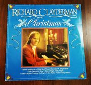 Richard Clayderman LP Christmas 1982