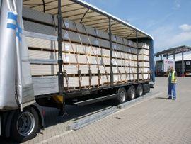 Schulungen, Kurse, gewerblich - Ladungssicherungen für Lkw Stapler Baumaschinen
