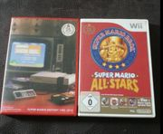 Wii Spiel Super Mario AllStars