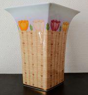 Rosenthal Bvlgari Le Rose Vase