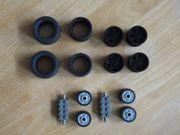 Lego Felgen und Reifen Konvolut