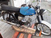 Motorrad simson typ S50N bj