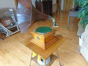 Victor III 3 Außenhorn Phonograph