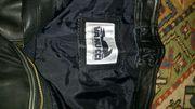 1 sw Motorrad Lederhose