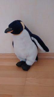 Kuscheltier Stofftier Pinguin
