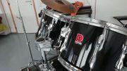 Schlagzeug Premier Cabria mit Meinl