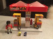 7697 Playmobil Tankstelle ideal auch