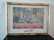 Bild Kunstdruck von Claude Monet -