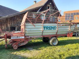Traktoren, Landwirtschaftliche Fahrzeuge - Pöttinger ladewagen zu verkaufen