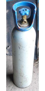 Sauerstoffflasche 6 Liter 250 Bar