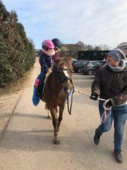 Kindergeburtstag mit Pferden in Wiesloch