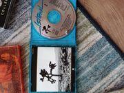 300 CD Alben und Einzel-CD