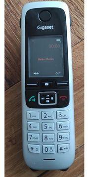 Schnurlose Telefon Siemens Gigaset