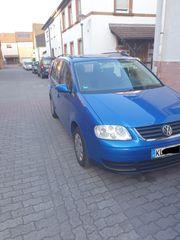 VW Touran 1 6 FSI