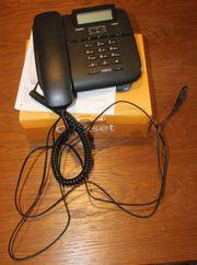 Gigaset DA610 Komfort-Telefon mit Anrufanzeige
