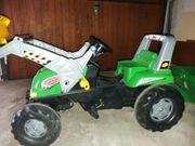 Kinder Traktor