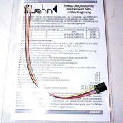 Kühn Kuehn Lokdecoder N45 DCC