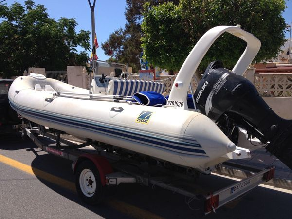 Motorboot Zodiak medline
