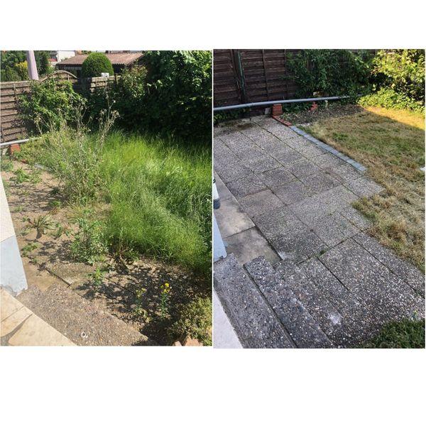 Garten verschönern lassen