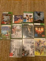 Games - XBOX One 360 Wii