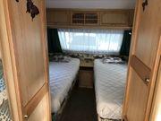 Wohnwagen Dethleffs Bolero Einzelbetten Mover