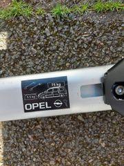 Original Dachträger für Opel Zafira