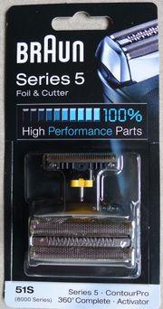 Braun Series5 Foil Cutter 51S
