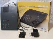 Anrufbeantworter - UHER Digital MCF mit
