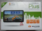 Navigationsgerät mobil Navigon 92 Plus