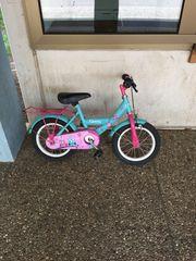 Mädchen Fahrrad Kinderfahrrad