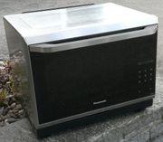 Kombigerät Dampfgar-Mikrowelle mit Grill Heißluft