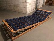 Teller-Rahmen Lattenrost 80x200 Dunlopillo