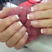 Nagelmodellage Gelnägel Nails
