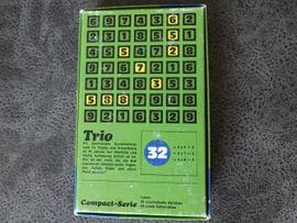 TRIO - Ravensburger 23132 - Zahlenspiel: Kleinanzeigen aus Hohenems - Rubrik Gesellschaftsspiele
