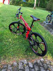 EUROBIKE Mountainbike TSM G4 21