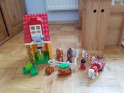 Lego Duplo Pferdestall Nr 4974